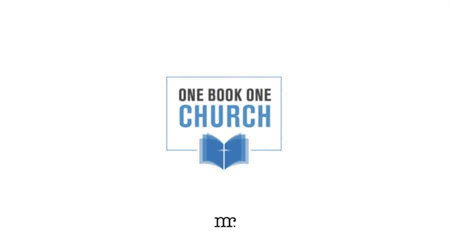 Sign Up! One Book, One Church