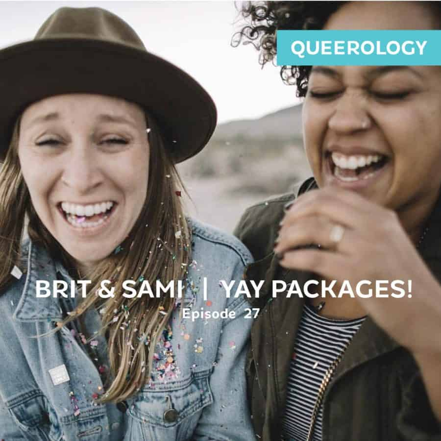 Brit & Sami | YAY Packages! – E.27